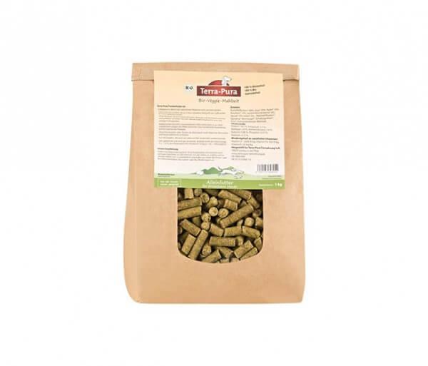 Terra Pura Veggie-Mahlzeit Bio Trockenfutter für Hunde
