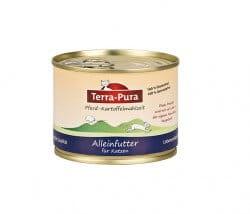 Terra-Pura Pferd-Kartoffelmahlzeit (Katze)