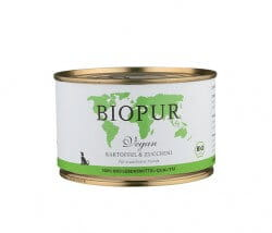 Biopur Kartoffel & Zucchini (vegan)