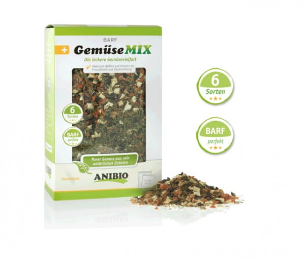 Anibio Barf Gemüse-Mix