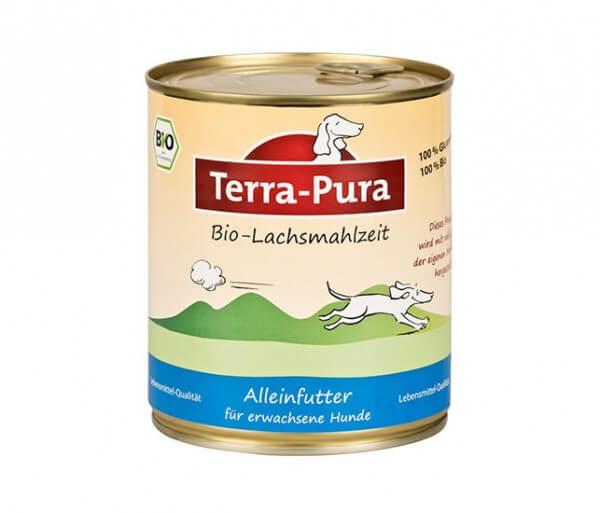 Terra-Pura Lachsmahlzeit (Hund)