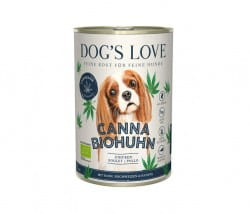 Dog's Love Canna Huhn mit Buchweizen & Hanf