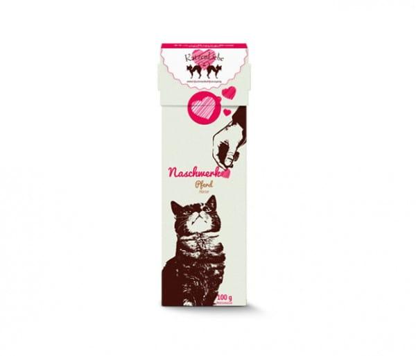 Katzenliebe Naschwerk Rind für Katzen