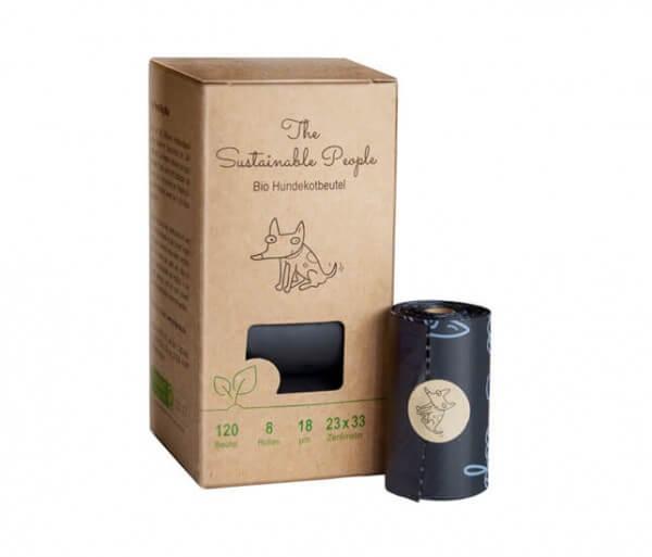 The Sustainable People Hundekotbeutel Comfort (OK compost HOME zertifiziert)