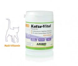Anibio Katze-Vital mit allen notwendigen Vitaminen