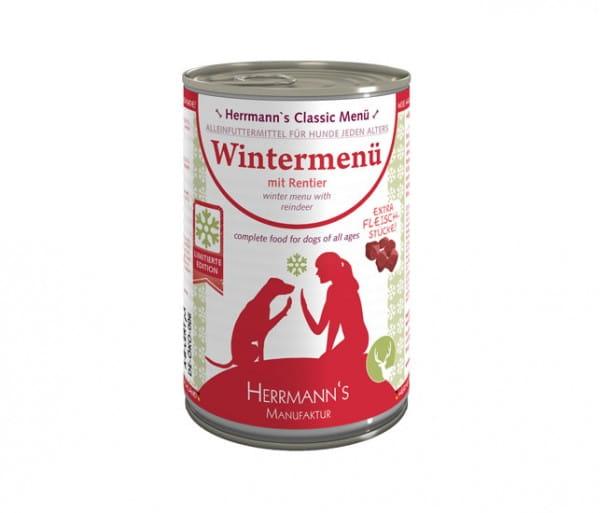 Herrmanns Wintermenü - Sorte der Saison