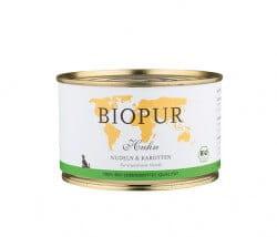 Biopur Huhn, Nudeln & Karotten
