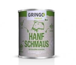 Gringo Hanf-Schmaus 100 % bio-veganes Dosenfutter für Hunde kaufen