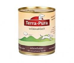 Terra-Pura Wildmahlzeit (Hund)