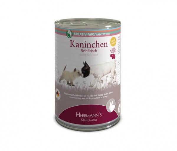 Herrmanns Kaninchen (Reinfleisch)
