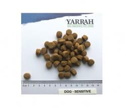 Glutenfreies Bio-Hundefutter von Yarrah, Trockenfutter mit braunem Reis