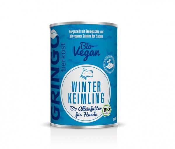 Gringo Winter-Keimling bio-veganes Alleinfutter für Hunde kaufen