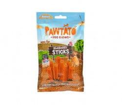 Benevo Pawtato Sticks Süßkartoffel-Kaustangen vegan / vegetarisch für Hunde kaufen