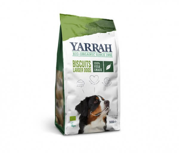 Yarrah Vega Hundekeks für große Hunde 100% Bio ohne Rind / ohne Chemie kaufen