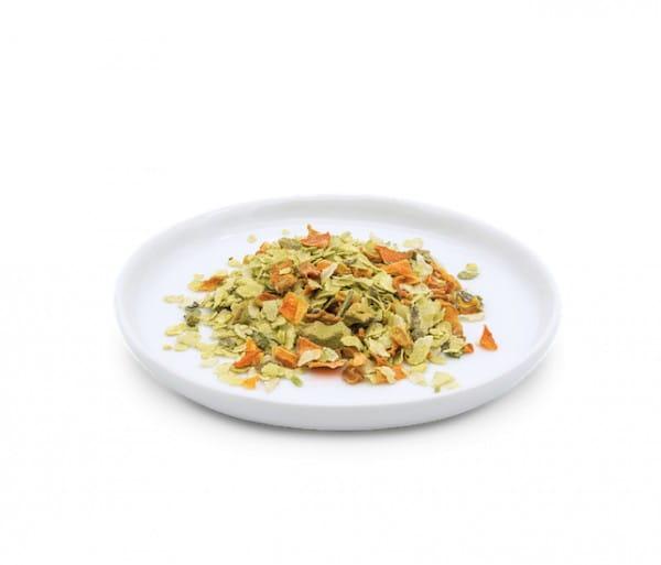 Naftie Hundemüsli Nr. 02 mit Gemüse & Obst