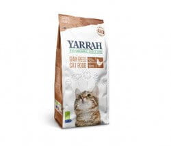 Yarrah Katzentrockenfutter Grain Free