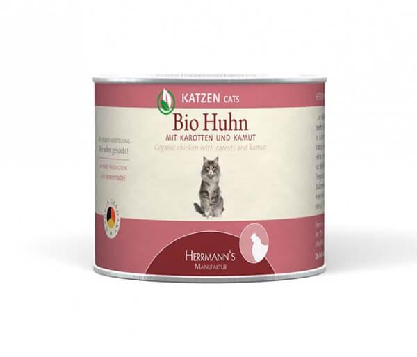 Herrmanns Huhn mit Karotte & Kamut