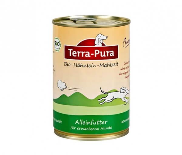 Terra-Pura Hähnlein (Hund)