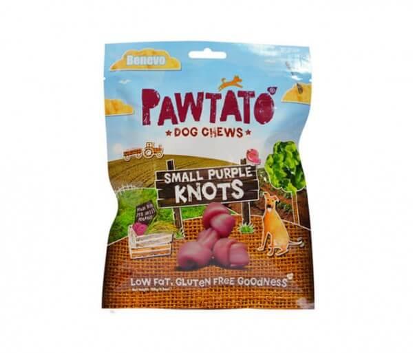 Benevo Pawtato Süßkartoffel Knoten veganer Kauknochen / Kaustange für Hunde kaufen