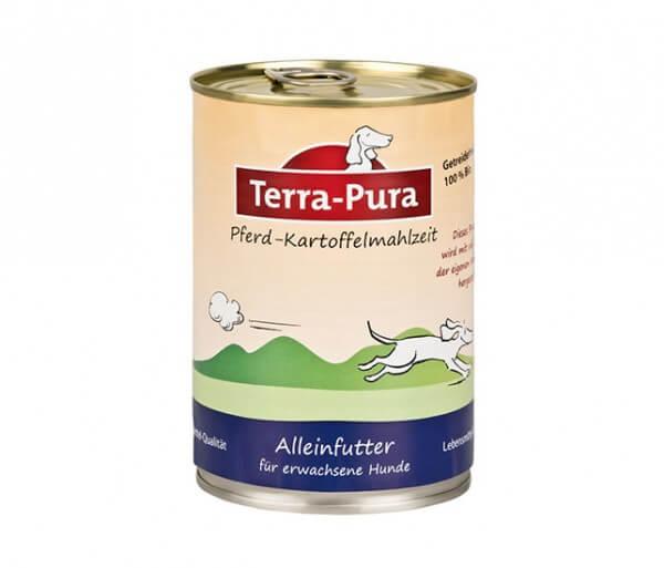Terra-Pura Pferde-Kartoffelmahlzeit (Hund)