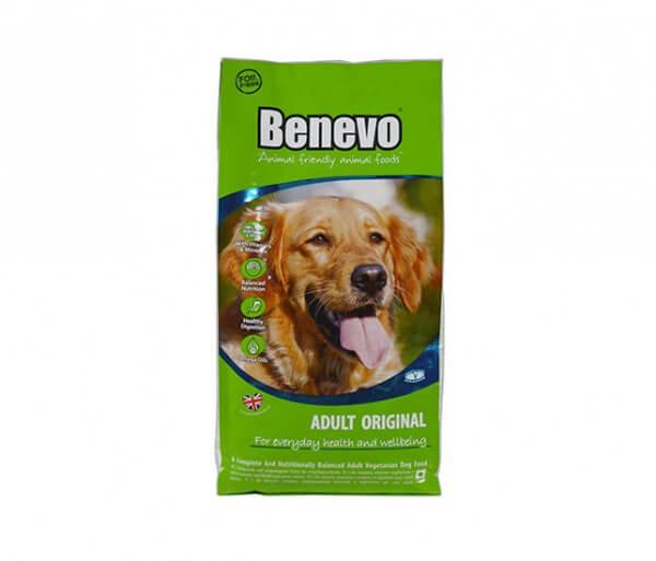 Benevo Original veganes Trockenfutter für Hunde 15 kg kaufen - weizenfrei