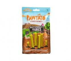 Benevo Pawtato Tubes Mint & Parsley Hundesnack vegan ohne Zucker oder Getreide bestellen