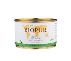Biopur Senior Huhn, Reis & Karotten