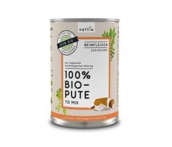 Naftie Pute to Mix 100% Bio-Putenfleisch für Hunde BARF