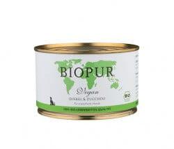 Biopur Dinkel & Zucchini (vegan)