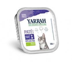 Yarrah Paté Huhn/Truthahn mit Aloe Vera