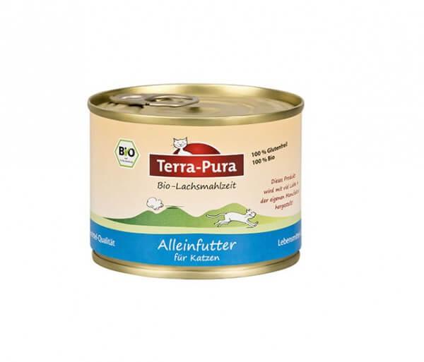 Terra-Pura Lachsmahlzeit (Katze)