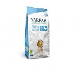 Yarrah Hundetrockenfutter Welpe mit Huhn (Puppy)
