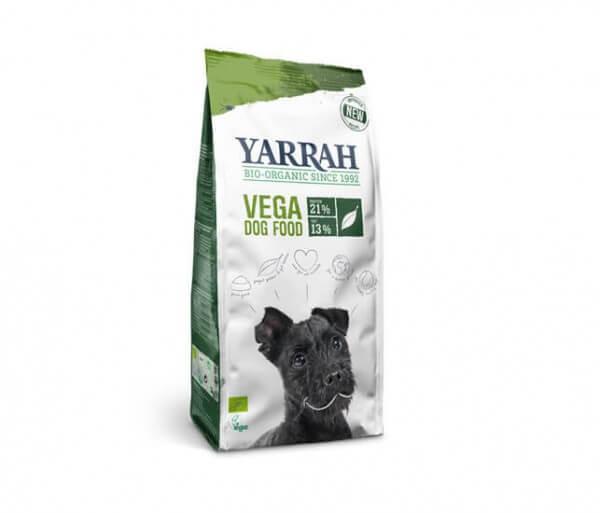 Yarrah Vega Hundetrockenfutter vegane Krokette in 100% Bio kaufen