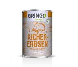 Gringo Kichererbsen-Schmaus mit Kastanien veganes Bio Hundefutter kaufen