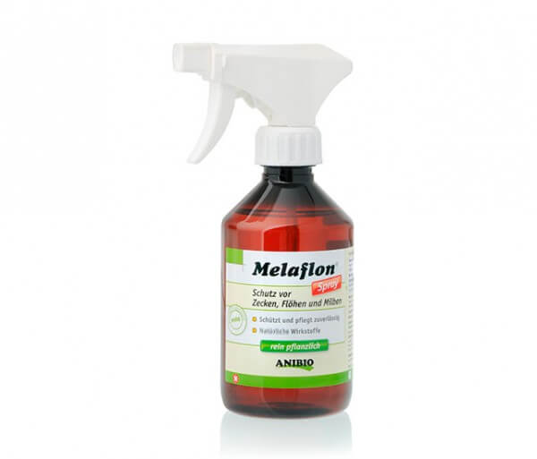 Anibio Melaflon Nachfüllflasche ohne Spraykopf